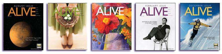 Alive-Magazine-Covers